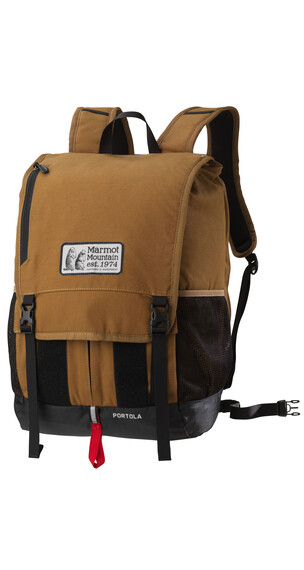 Marmot Portola Canvas 29L - Sac à dos - marron